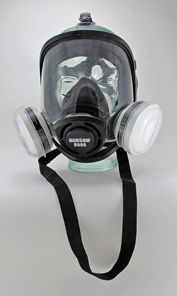 Full Face OV/P95 Respirator Kit