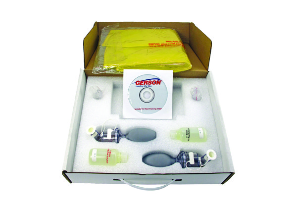 Fit Test Kit Box
