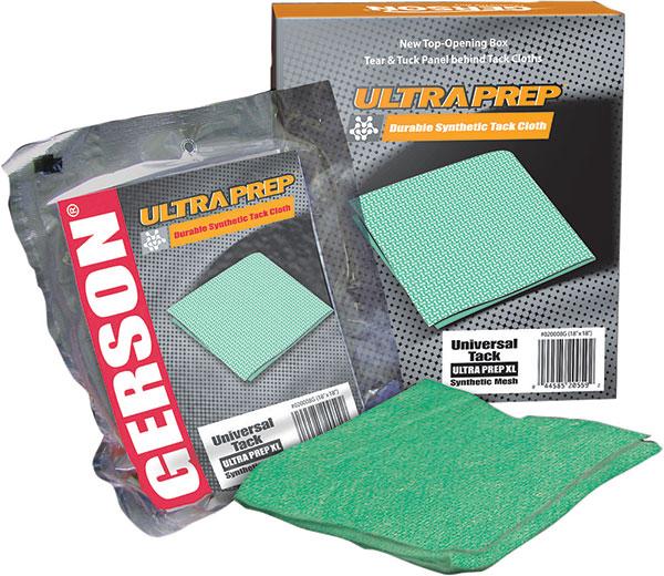 Ultra PrepTM XL Synthetic Tack Cloth - Green