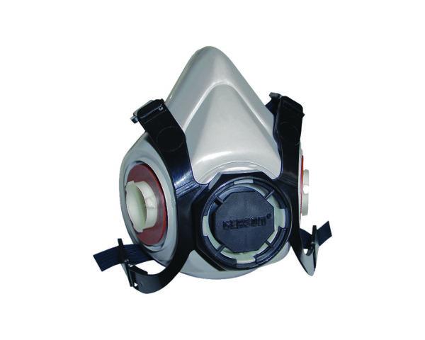 9000E Series Half Mask (Gray)