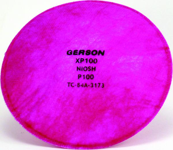 Gerson XP100 Pancake Filter