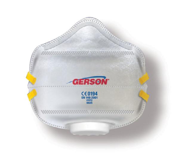 Gerson 6825 Filtering Facepiece (P2)