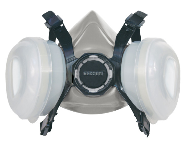 8000 & 8000E Series Cartridge Respirator (Gray)