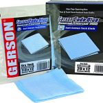 Gerson Code Blue 020001B 20x12 Mesh Cotton Tack Cloth