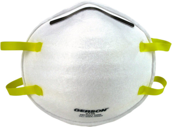 2735 N95 Healthcare Particulate Respirator
