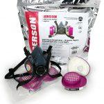 9261-Kit Professional Series Halk-Mask with G71 Cartridges