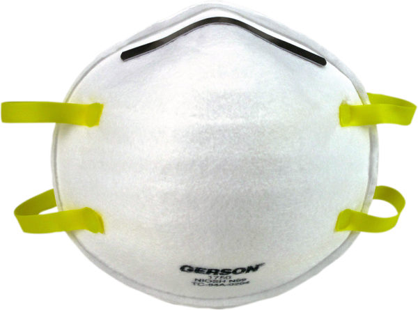 N95 Healthcare Particulate Respirator & Surgical Mask