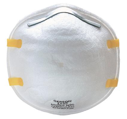 Gerson 2735 N95 Particulate Respirator